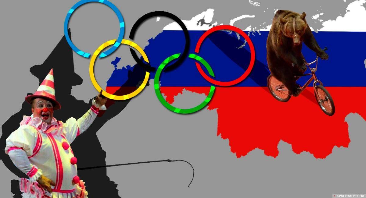 Олимпийская дрессура