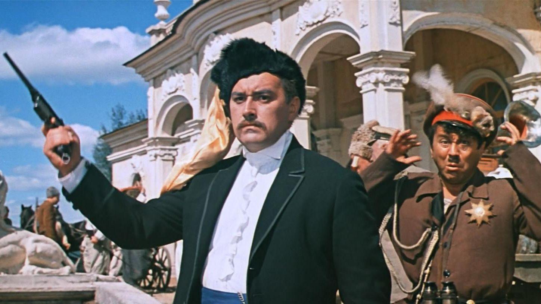 Цитата из х/ф «Свадьба в Малиновке». Реж. А. Тутышки. СССР. 1967