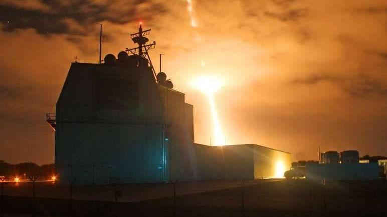 Система противоракетной обороны «Иджис»