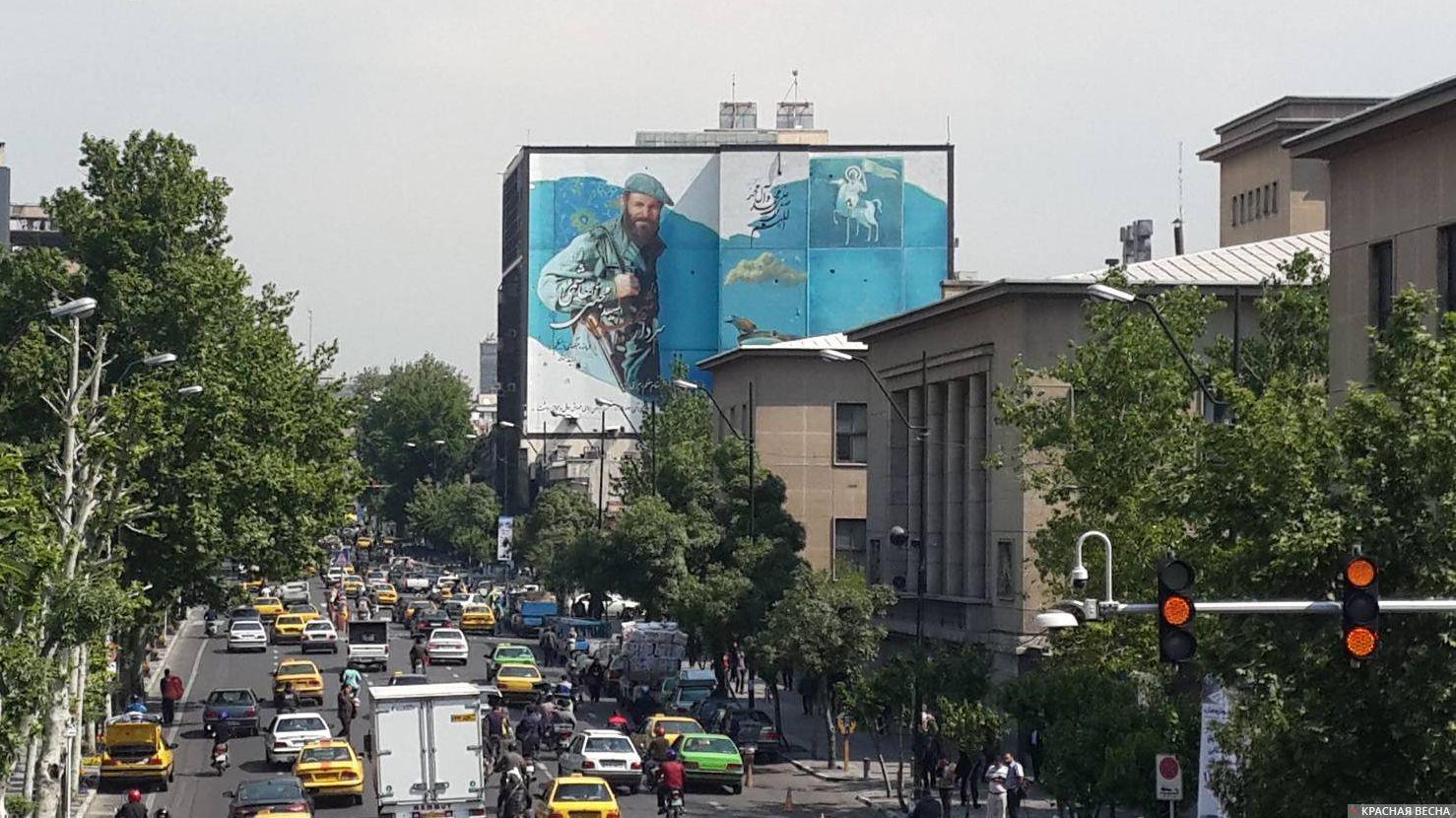 Иран. Тегеран