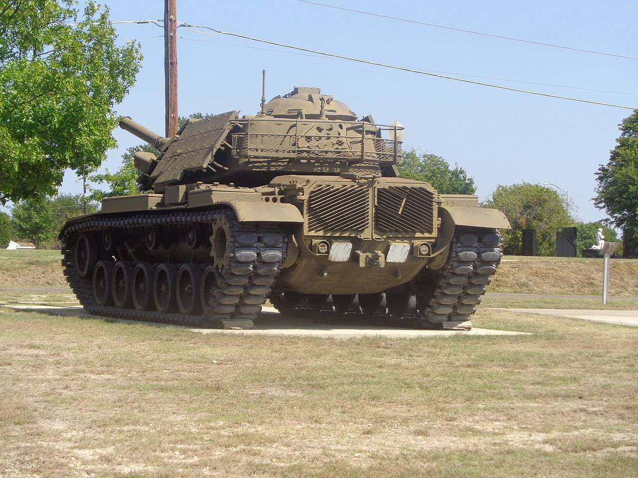 Танк М60А3