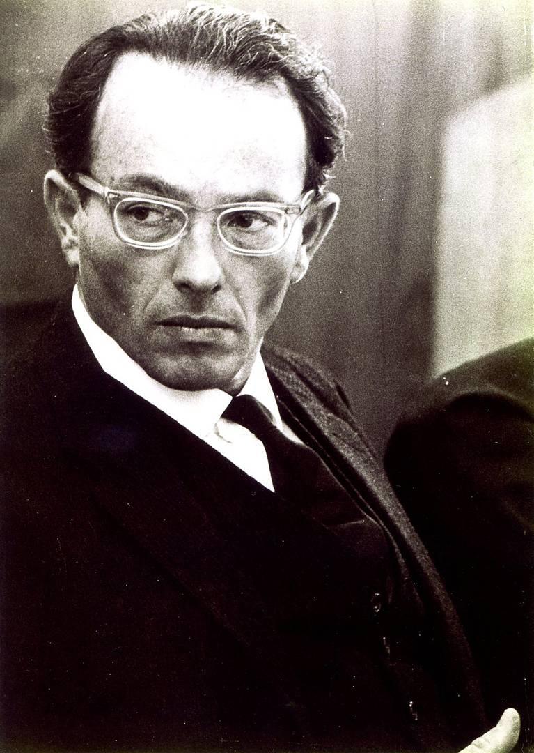 Джордж Роберт Урбан, венгерский писатель и ведущий на радио «Свобода»*