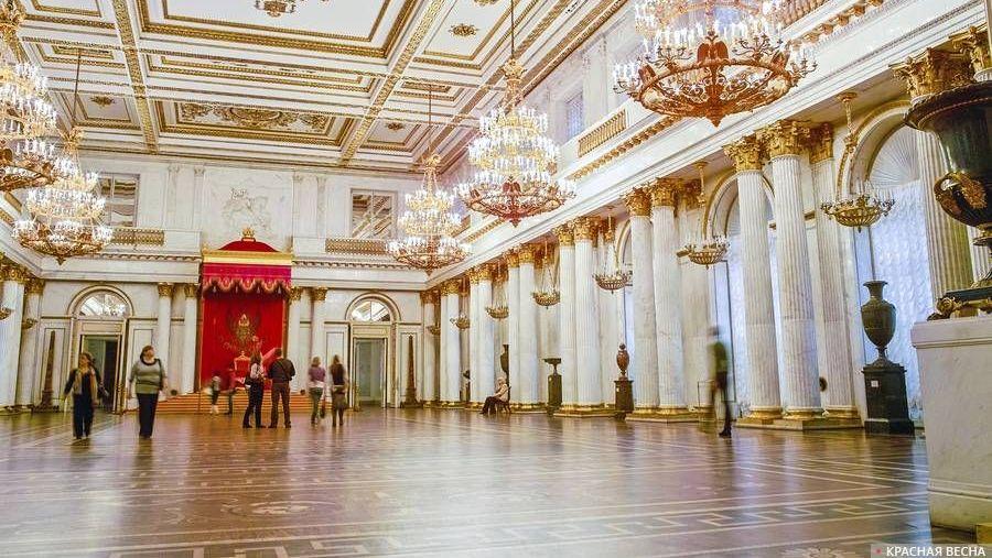 Эрмитаж запустил серию онлайн-экскурсий впрямом эфире Vkontakte — Санкт-Петербург