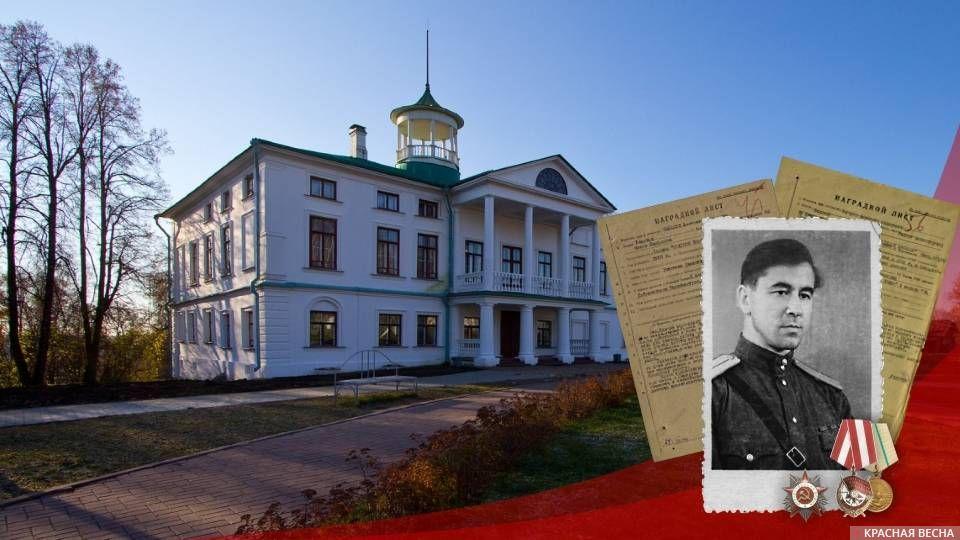 Анатолий Федорович Тарасов — первый директор музея-заповедника Н.А. Некрасова «Карабиха»