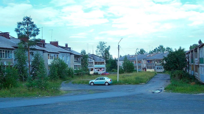 пос.Деревянка, Прионежский район, Карелия.