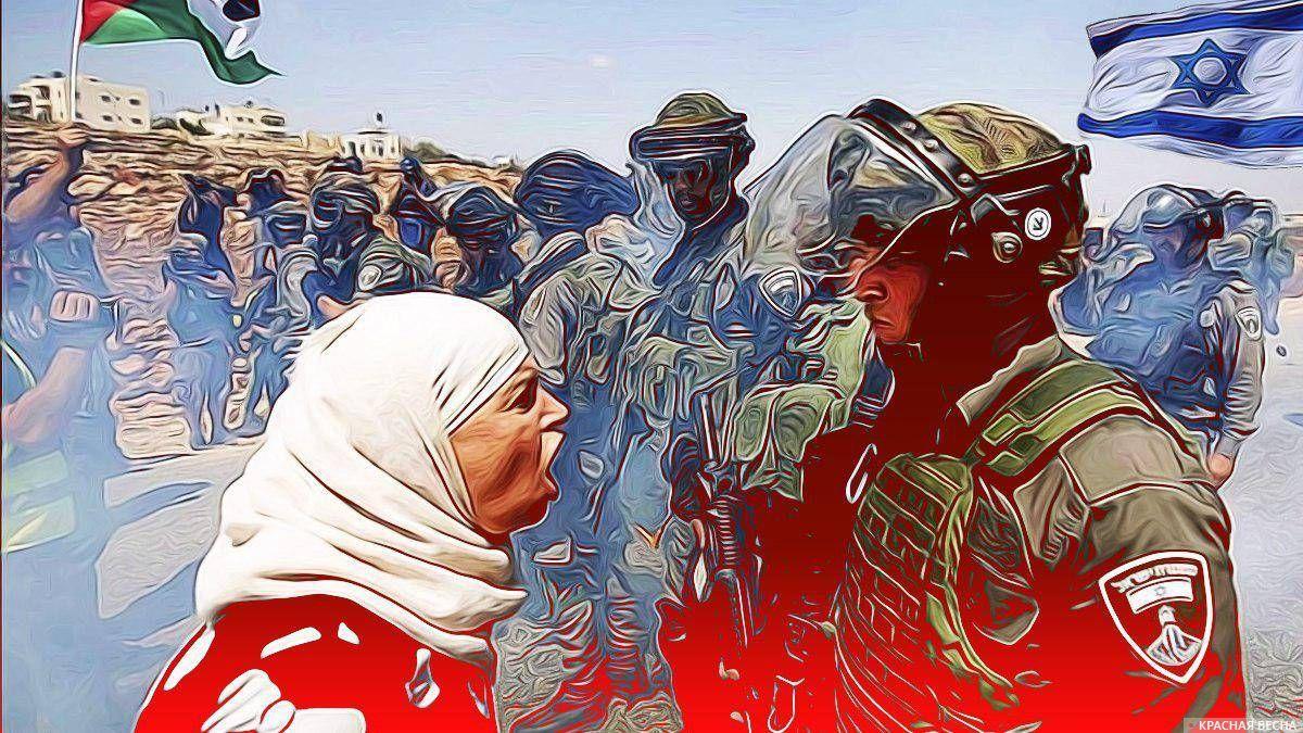 Конфликт Палестины и Израиля