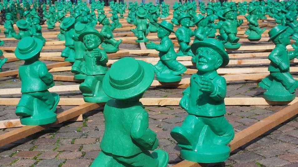 Зелёные человечки