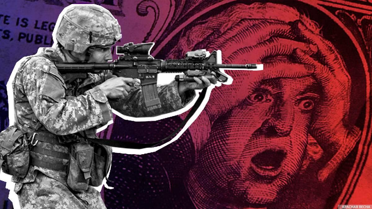 В армии США число суицидов за квартал превысило общее число жертв COVID-19