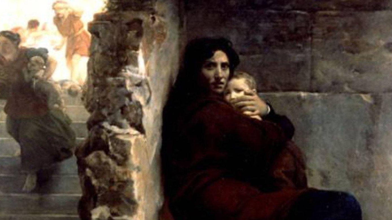 Леон Конье. Избиение младенцев. 1824