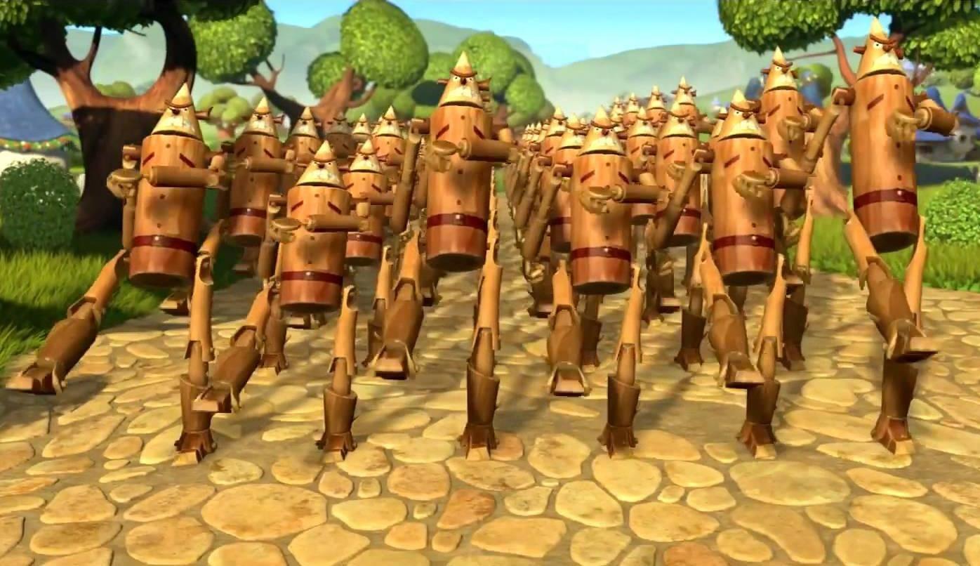 Горе-вояки