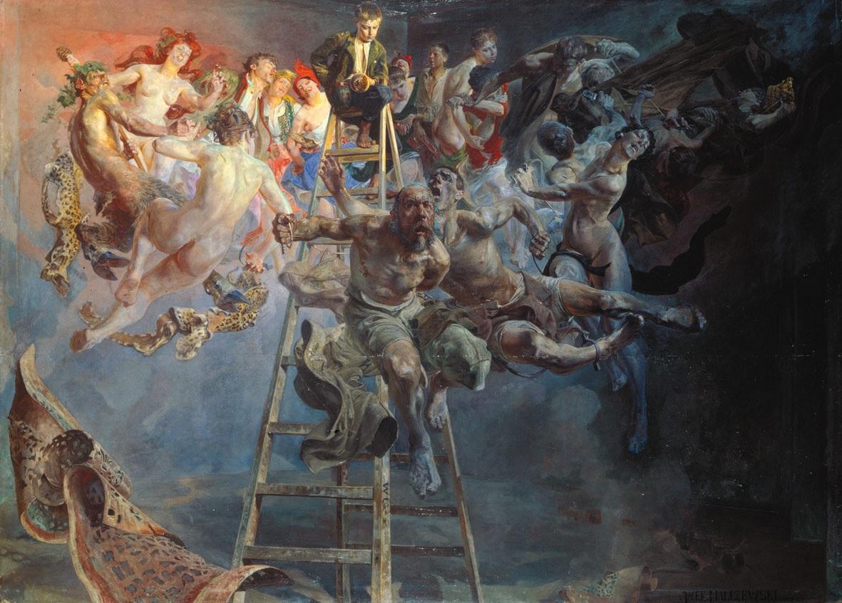 Яцек Мальчевский. Дьявольский круг. 1895–1897гг.