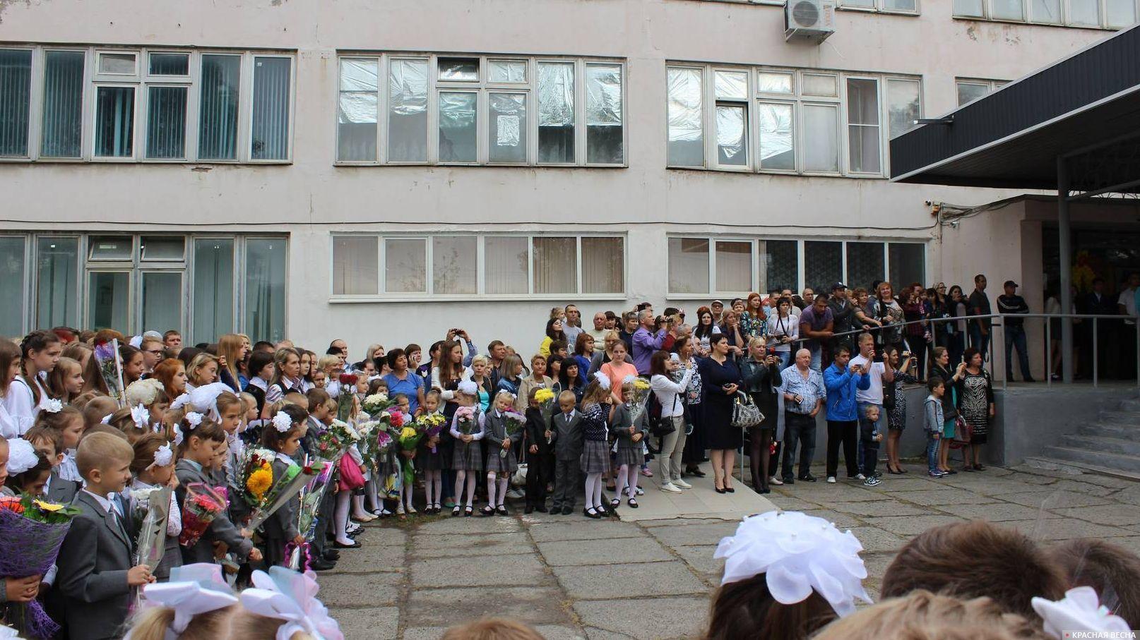 Новочеркасск школа №15