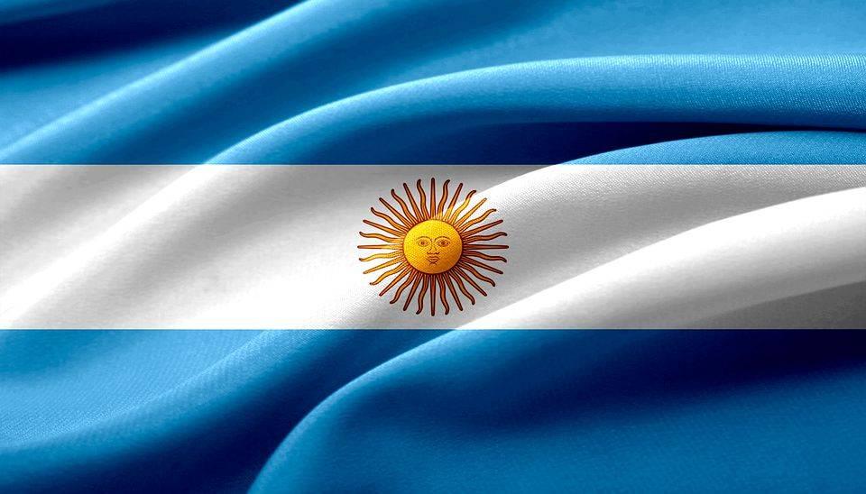флаг Aргентины