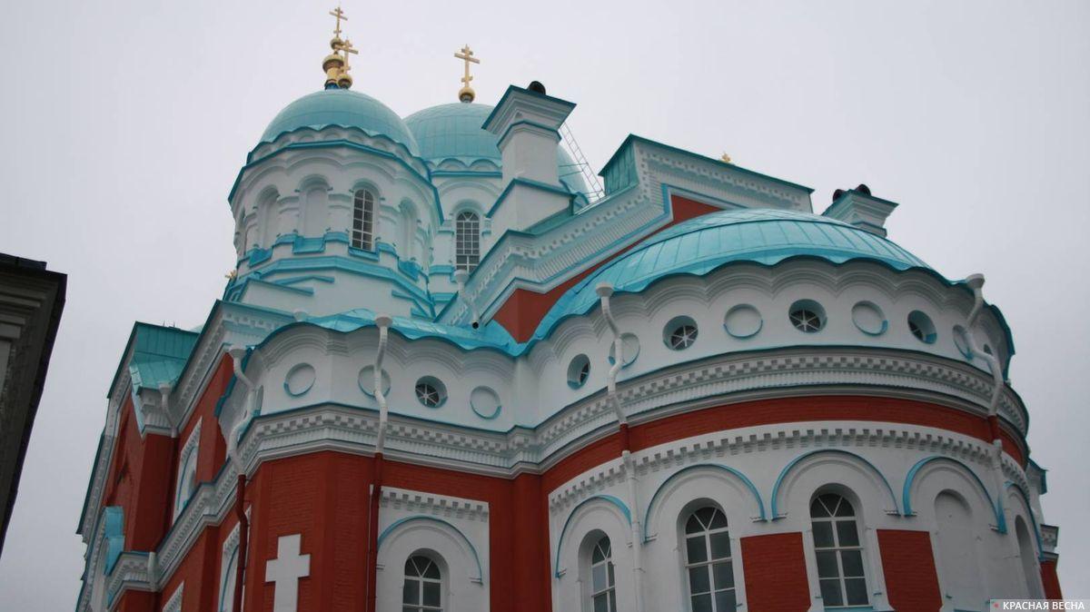 Спасо-Преображениский монастырь. Валаам