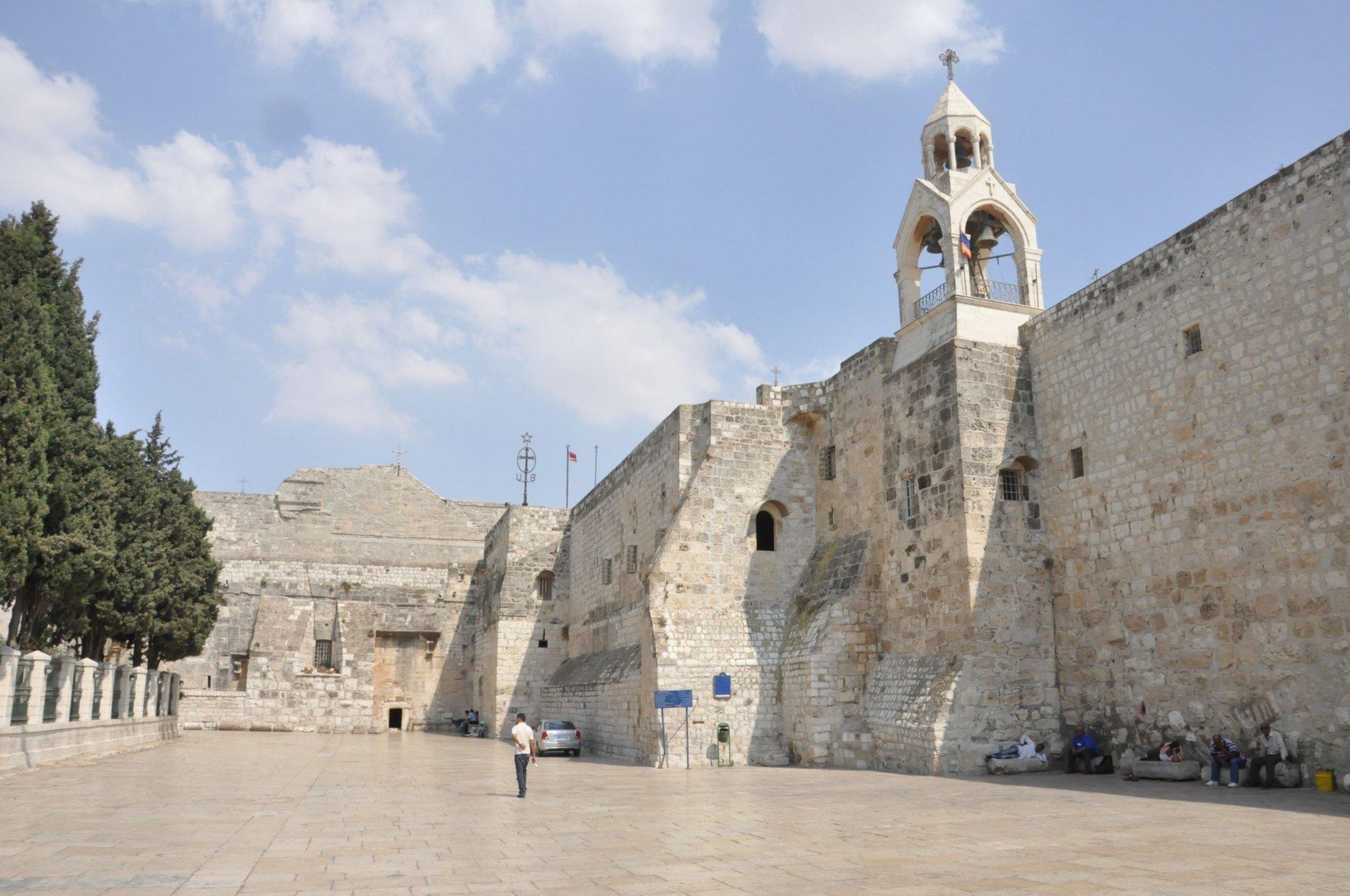 Церковь Рождества Христова. Палестина