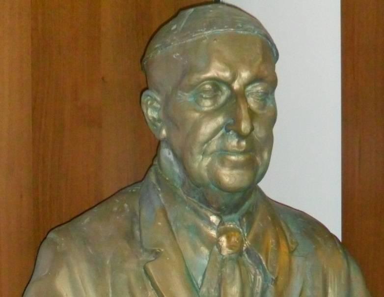 Бюст Алексея Фёдоровича Лосева