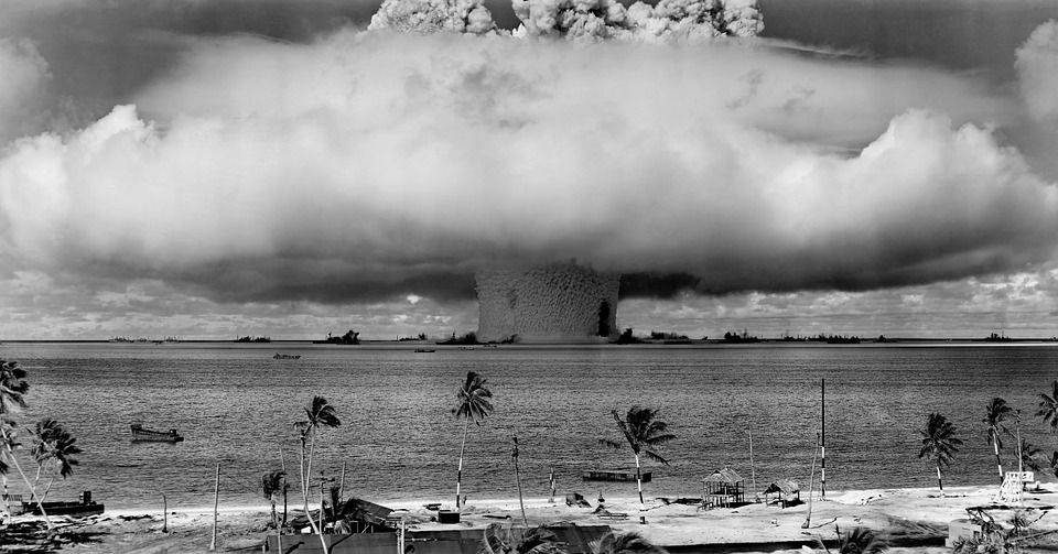 Испытания ядерного оружия