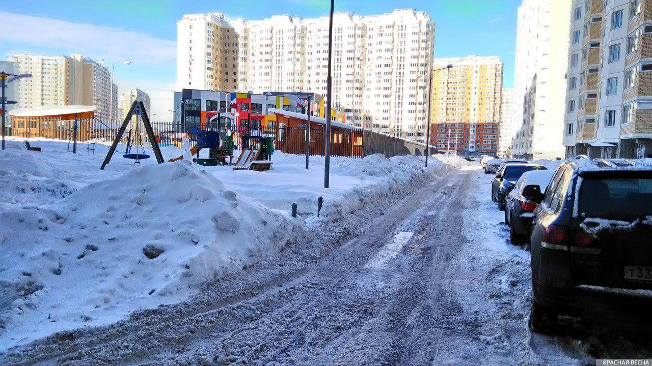 Переделкино Ближнее. Новая Москва