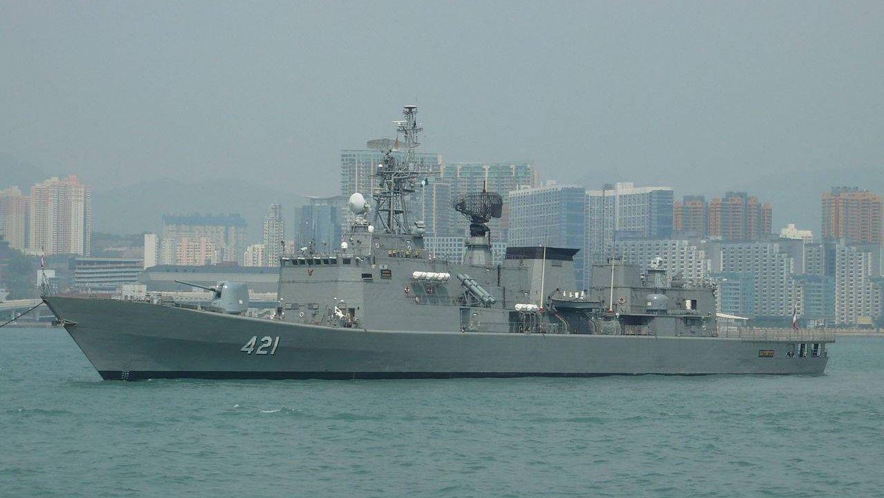 Фрегат ВМС Тайланда «Наресуан»