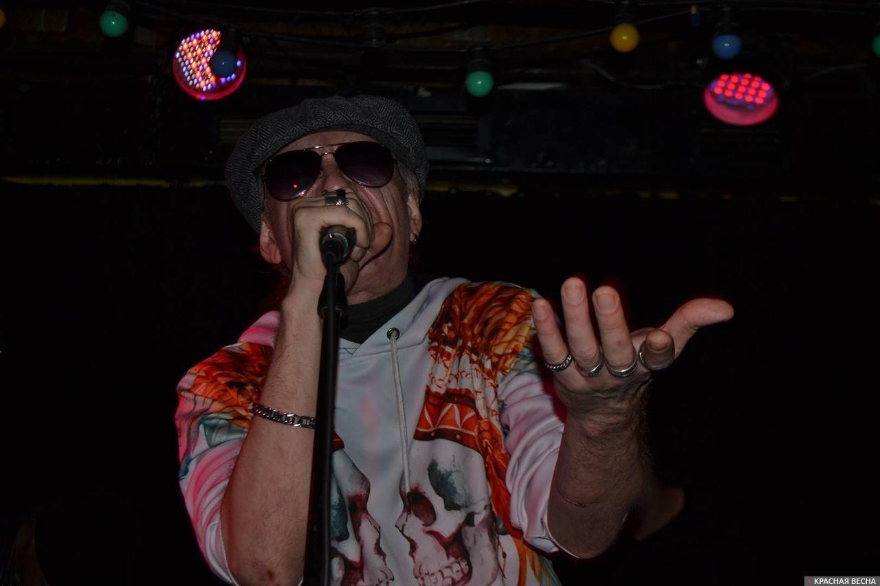 Кирилл Рыбьяков, фронтмен группы «КооперативништяК»