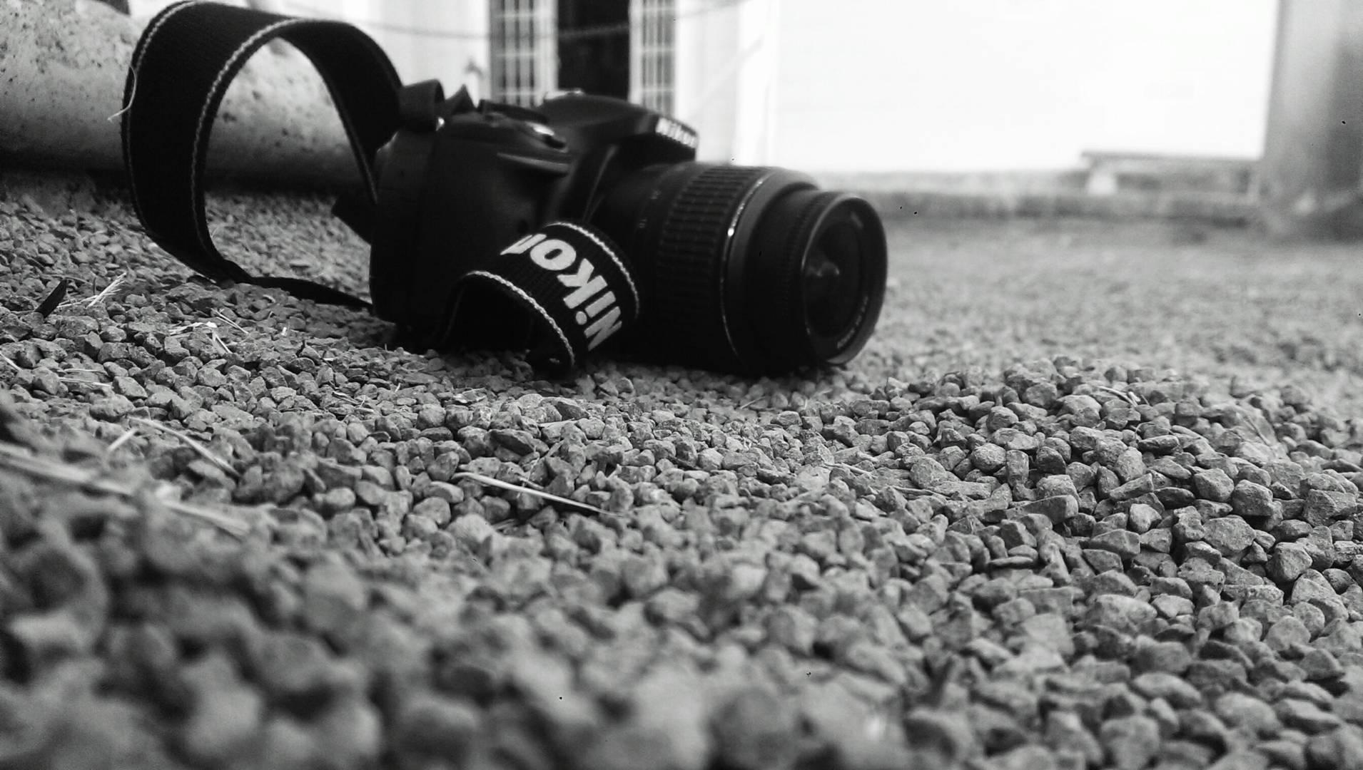 Камера на земле