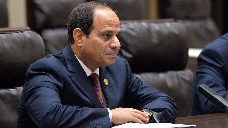 Президент Египта Абдельфаттах Сиси