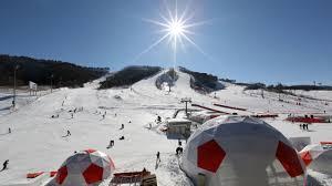 Олимпийские игры в Корее
