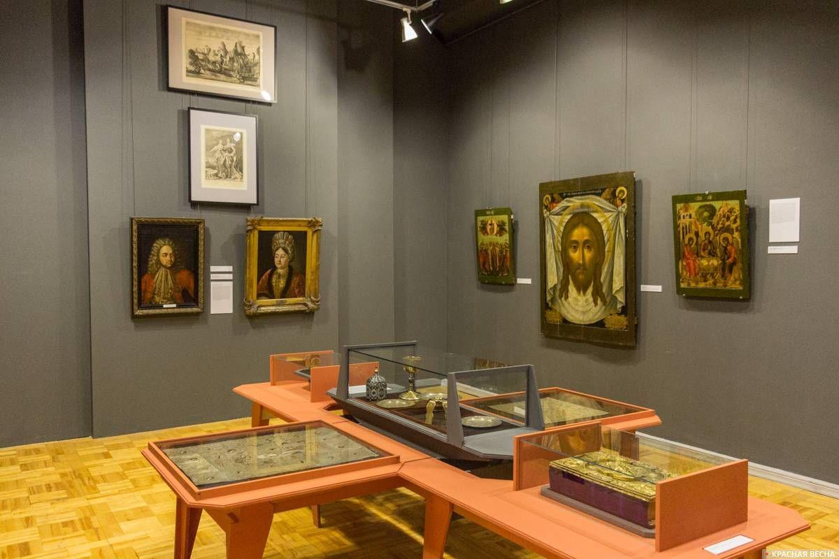 Церковная коллекция Строгановых