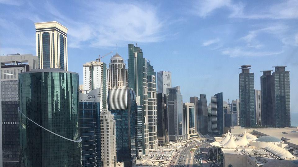 ОАЭ обвиняет Катар вперехвате ихпассажирского самолета