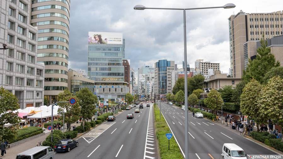 Токио. Япония