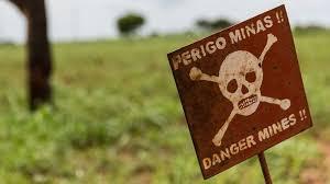 Осторожно мины!