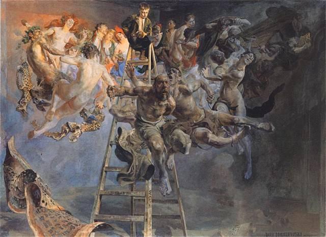 Яцек Мальчевский. Порочный круг. 1895—1897г