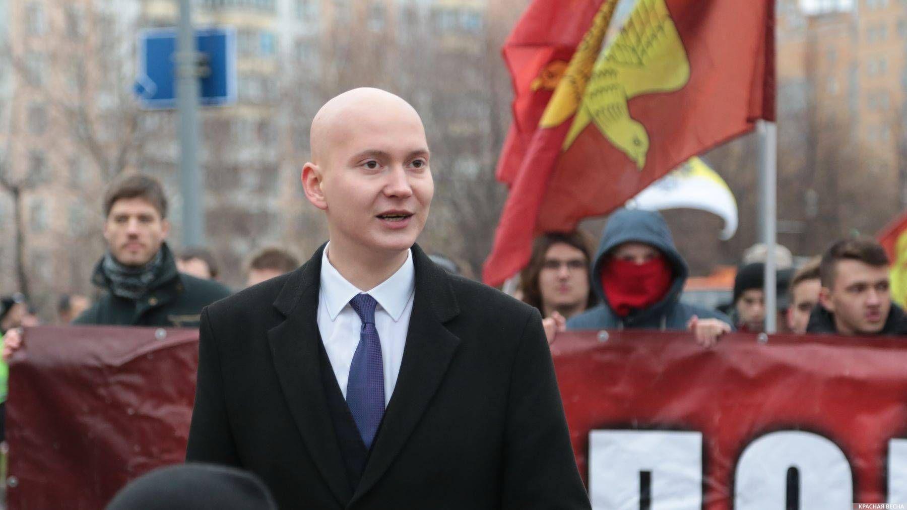 Никита  Зайцев, Русский марш Люблино 2019