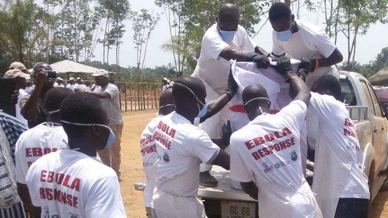 Эбола стала международной проблемой: ВОЗ