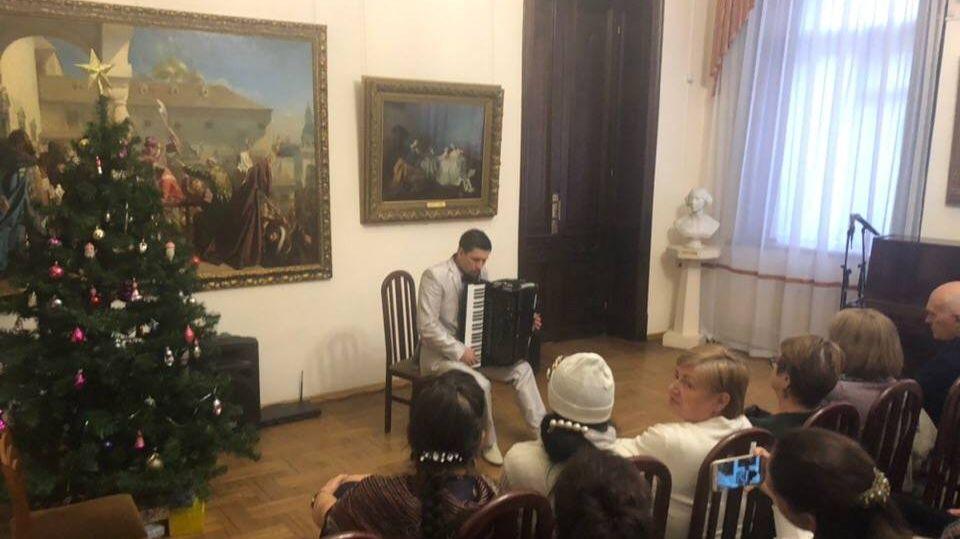Концерт Александра Поелуева в Таганроге
