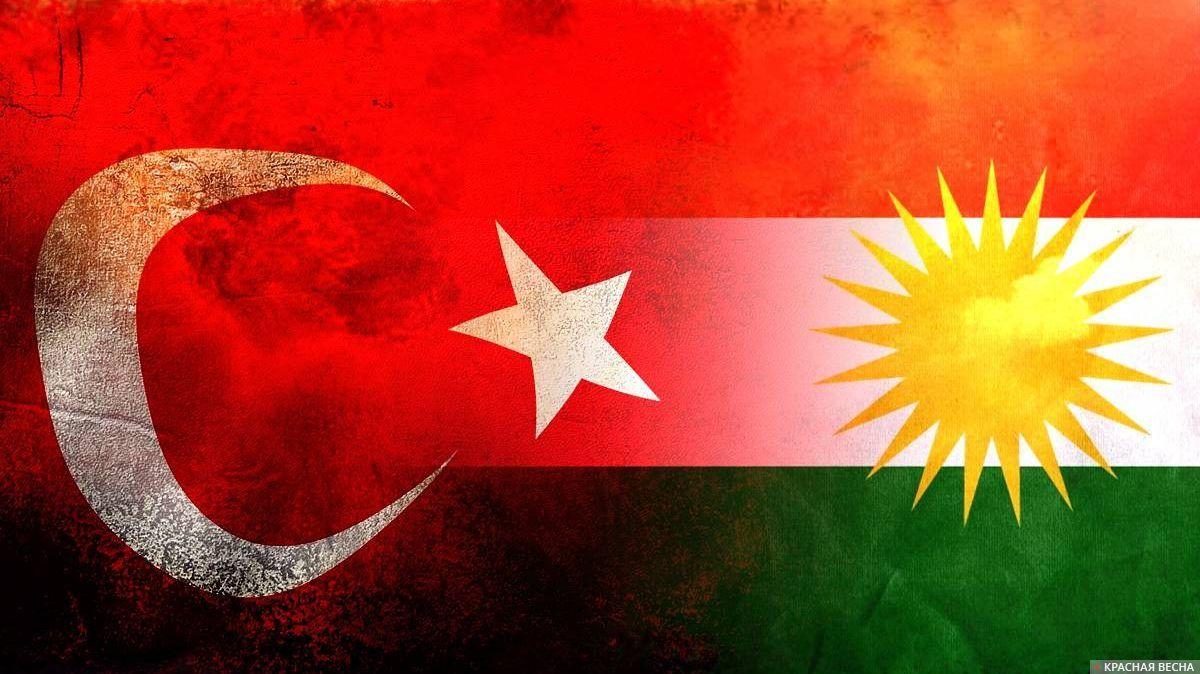 Курдистан-Турция-