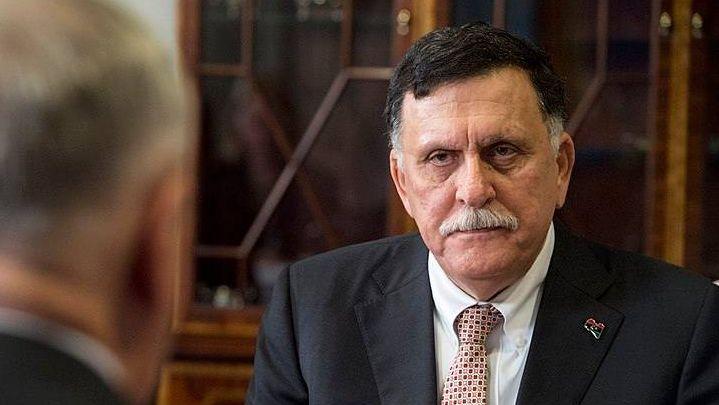 Файез Саррадж - Правительство национального согласия, Триполи