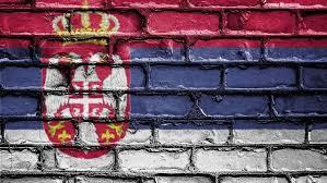 Баннер - флаг Республики Сербия