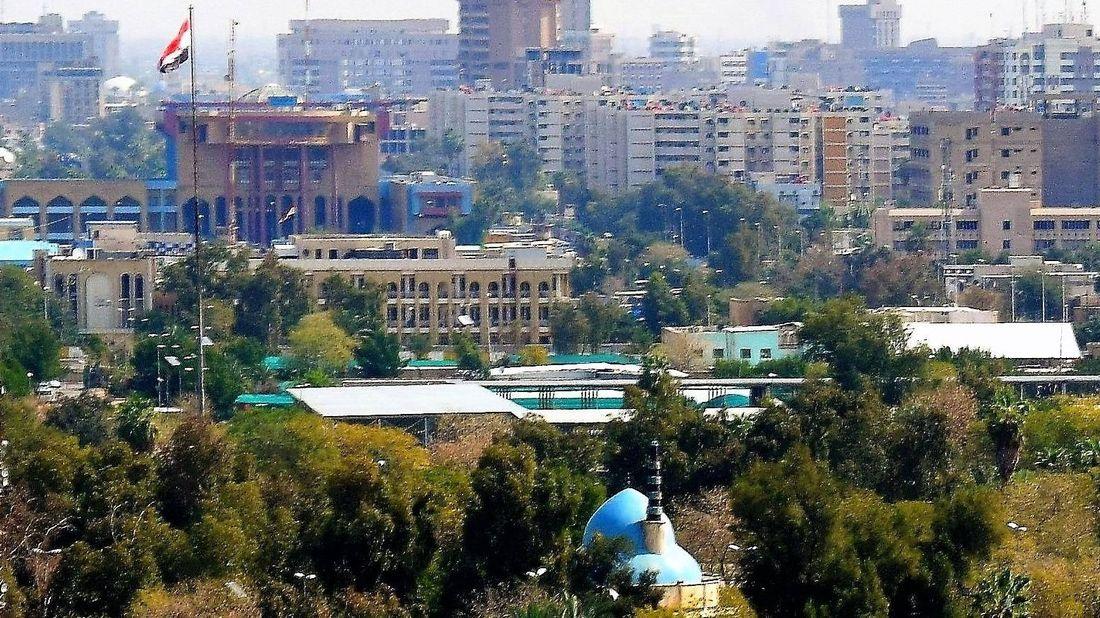 Багдад. Ирак
