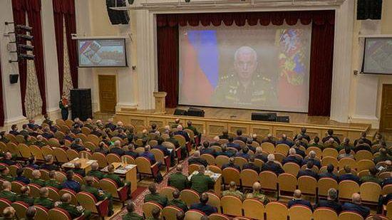 Открытие второго этапа научно-практической конференции, посвящённой итогам первых пяти лет деятельности НЦУО РФ