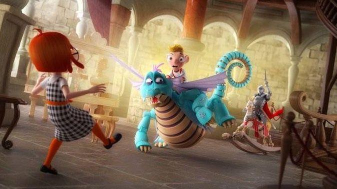 Кинотеатры пригрозили отказаться отпоказа русского мультфильма из-за требования перенести «Королевских корги»