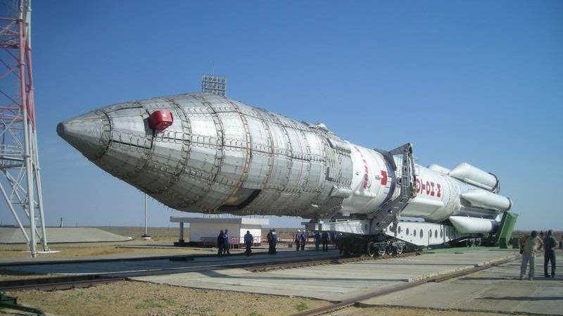 Названы сроки снятия спроизводства моторов для ракет «Протон»