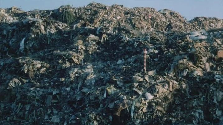 Часть сортированного мусора увозят на полигоны — признал оператор