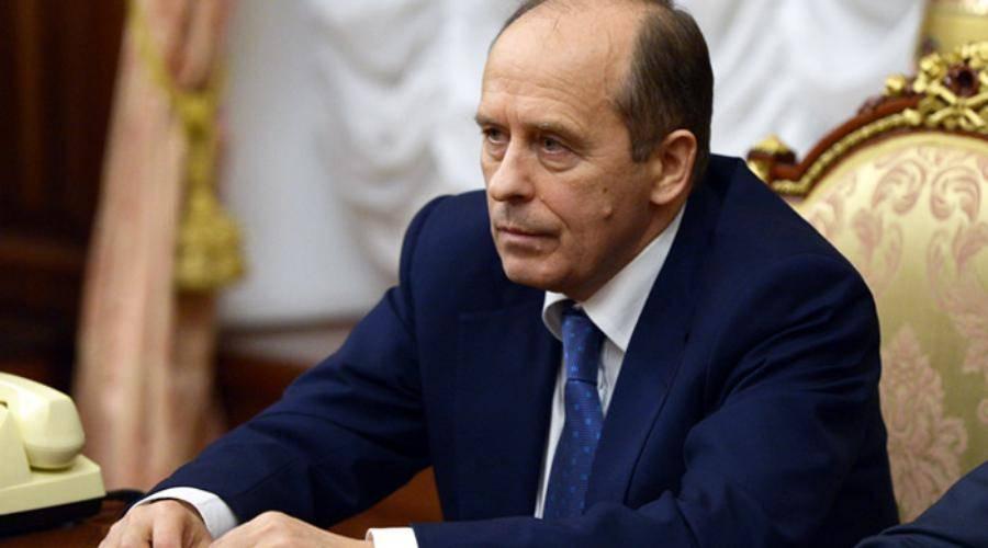 Александр Бортников. Руководитель ФСБ