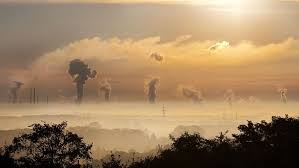 Промышленные выбросы в Германии
