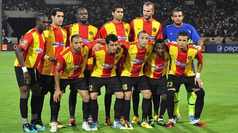Футбольная команда Туниса