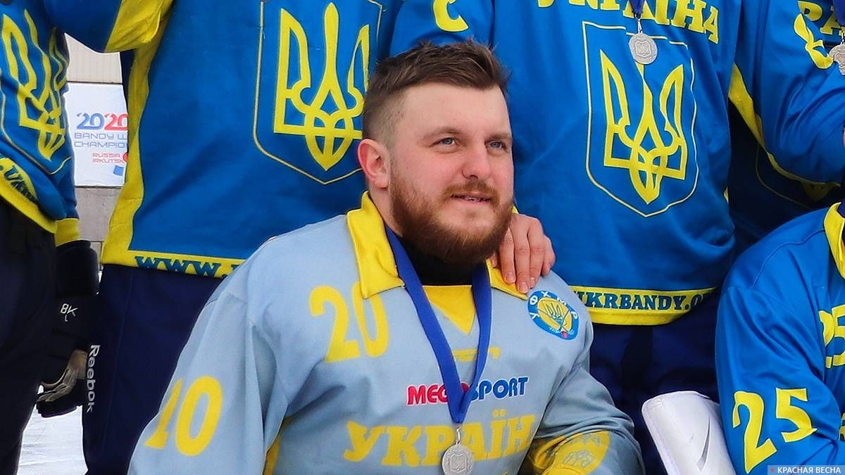 Андрей Цыплаков (Украин)