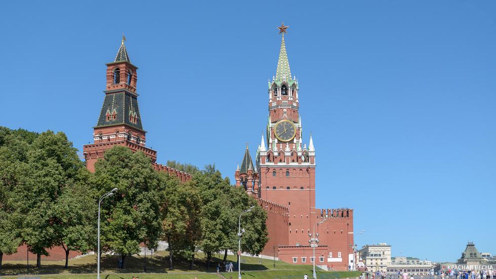 Кремль [Грук Андрей (с) ИА Красная Весна]