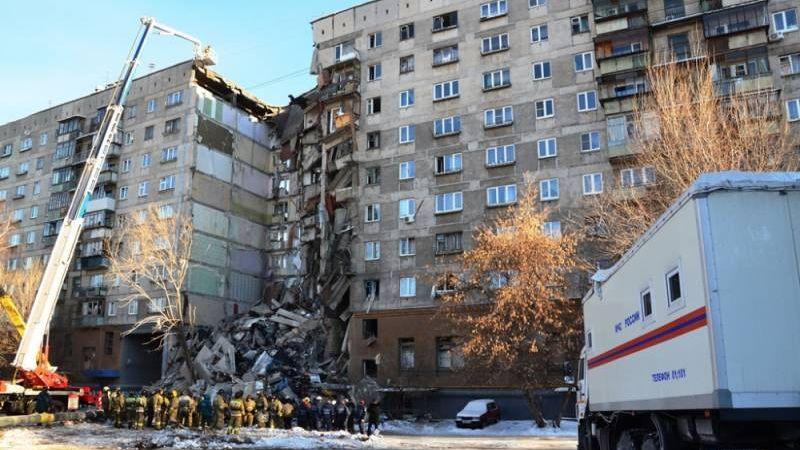 Жильцы дома вМагнитогорске отказываются отновых квартир
