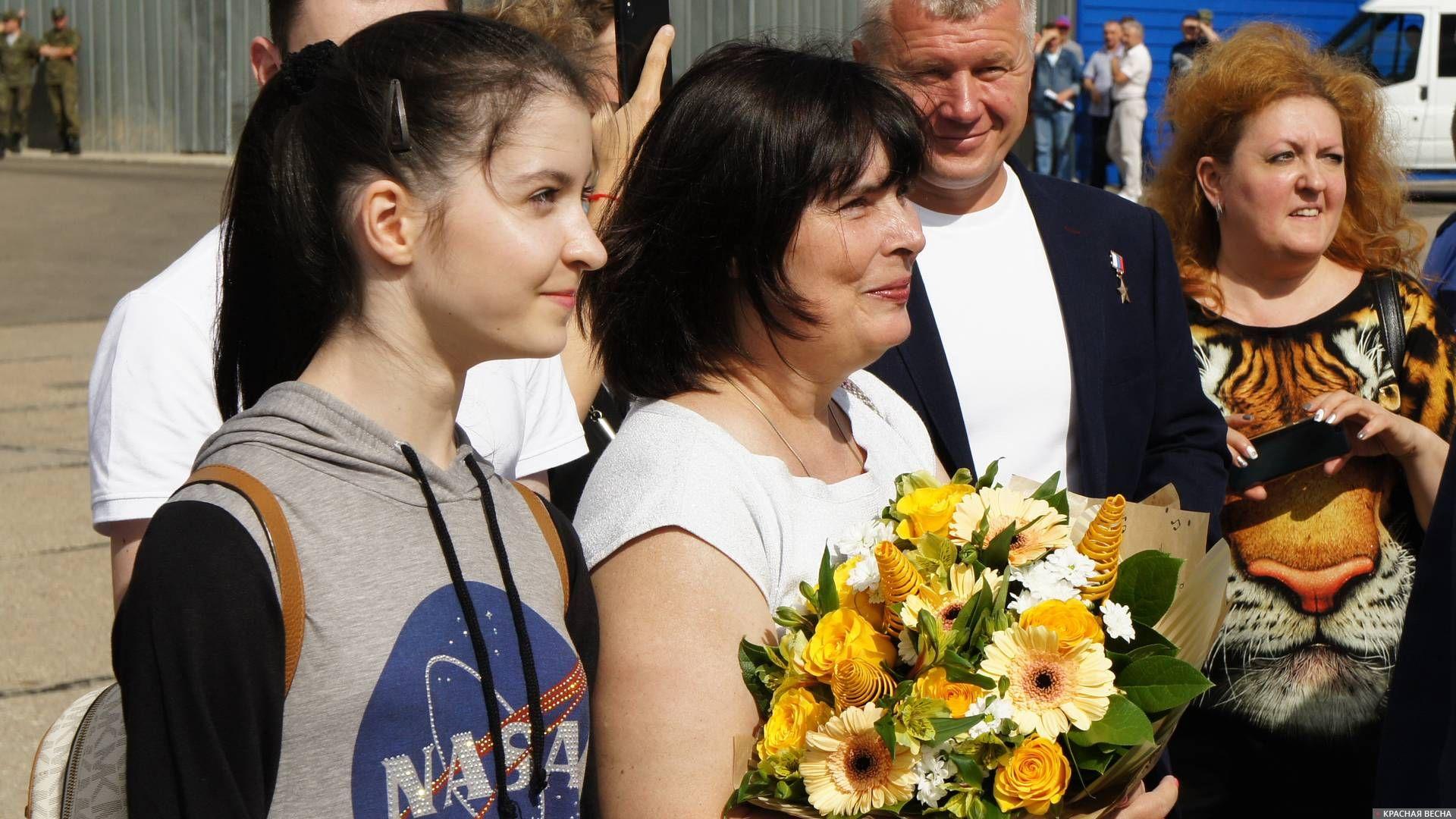 Алиса и Татьяна Кононенко